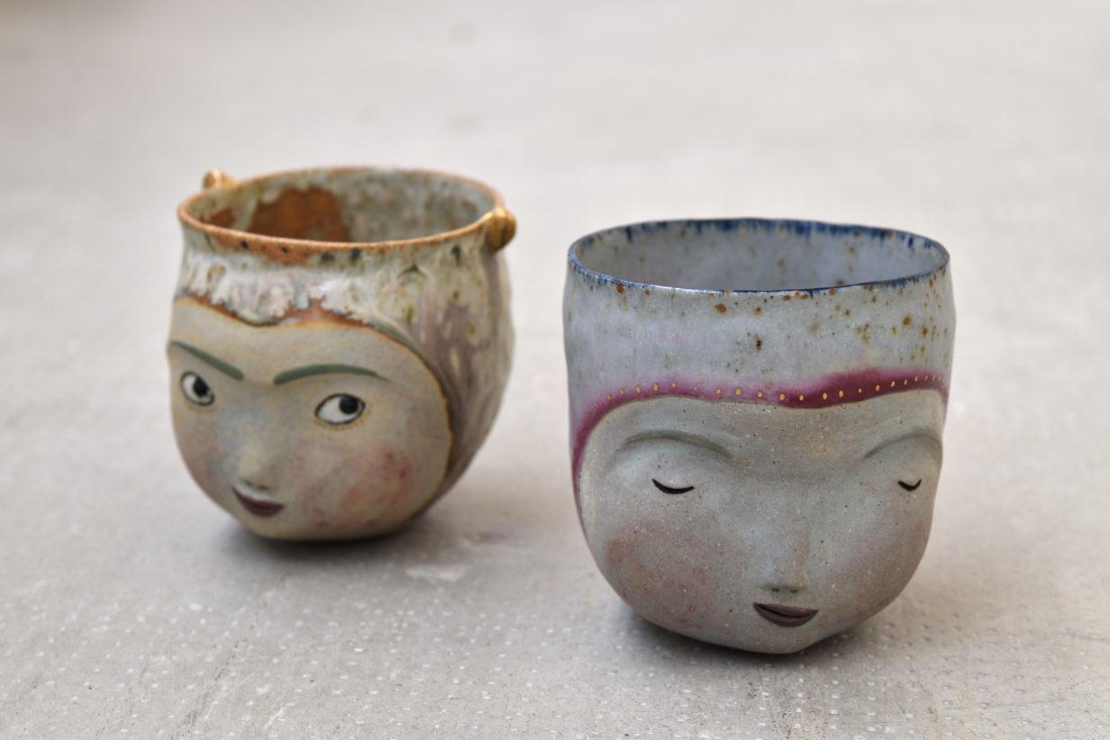 Céramiques de Sarah CLOTUCHE